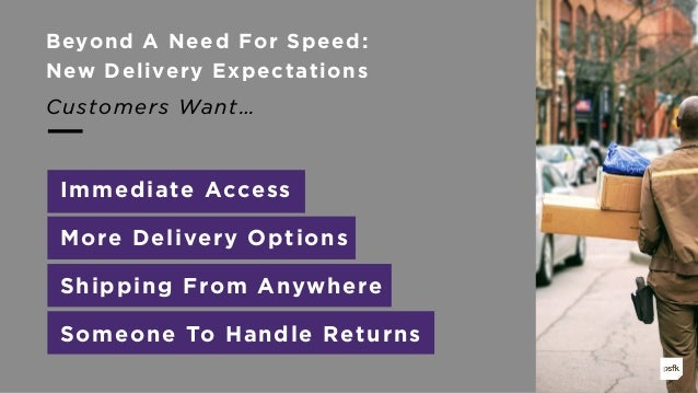 Last-Mile Delivery Debrief Slide 3
