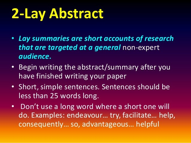 Scientific Writing - Basic Skills and Tools