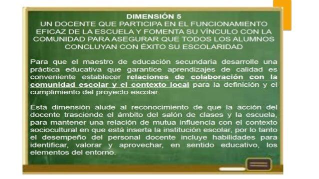 2.1.1 Identifica las características del entorno escolar para la organización de su intervención docente. 2.1.2 Identifica...