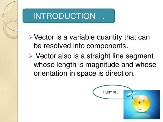 Vectors Definition Types amp Examples  Video amp Lesson