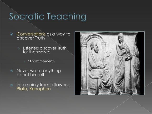 Questions on socrates