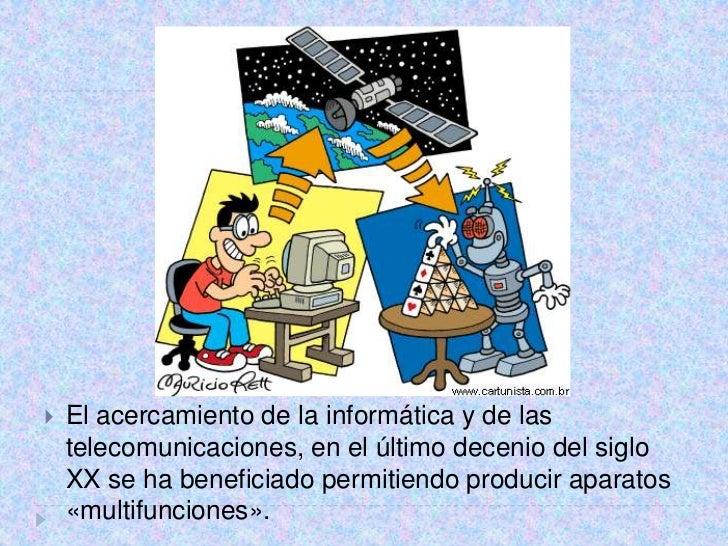El acercamiento de la informática y de las telecomunicaciones, en el último decenio del siglo XX se ha beneficiado permiti...