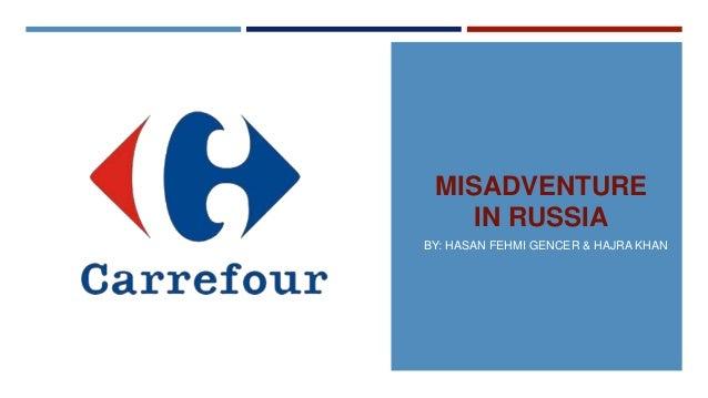 MISADVENTURE IN RUSSIA BY: HASAN FEHMI GENCER & HAJRA KHAN