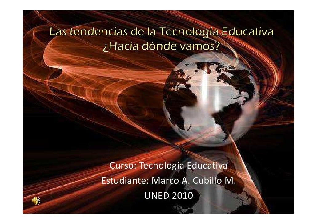 Las tendencias de la tecnología educativa 3