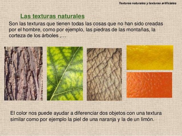 Las texturas - Aromatizantes naturales para la casa ...