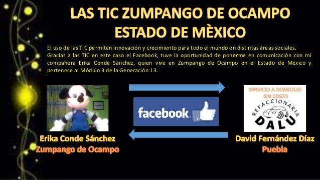Las Tic En La Sociedad Puebla