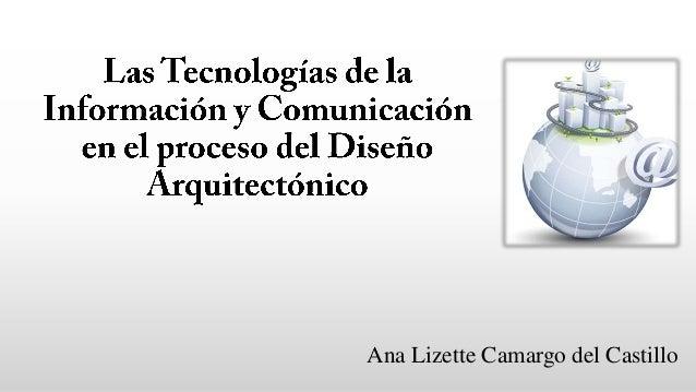 Ana Lizette Camargo del Castillo