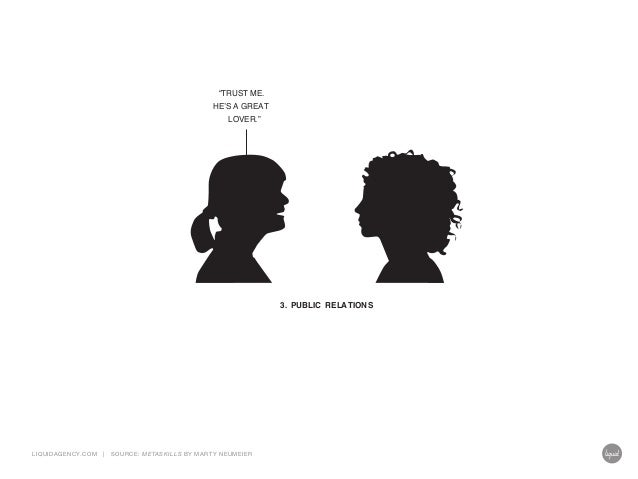 """""""TRUST ME.  HE'S A GREAT LOVER.""""  3. PUBLIC RELATIONS  LIQUIDAGENCY.COM  