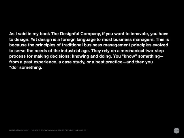 Steal This Idea: Knowing. Making. Doing. / By Marty Neumeier Slide 2