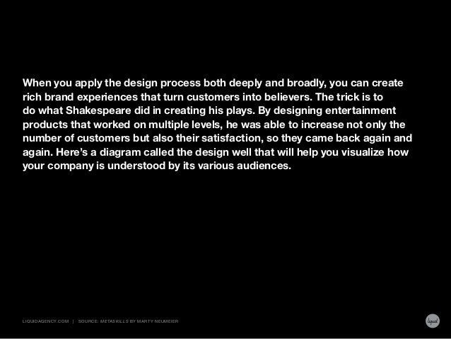 Steal This Idea: The Design Well / By Marty Neumeier Slide 2
