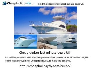 Last Minute Cruise Deals >> Last Minute Cruise Deals Uk Late Cruise Deals