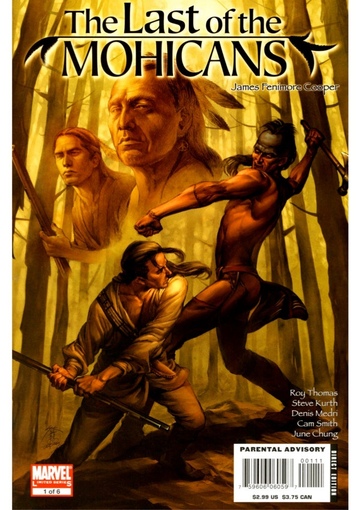 Last of the mohicans 01