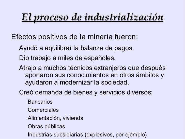 Las transformaciones económicas en la España del siglo XIX