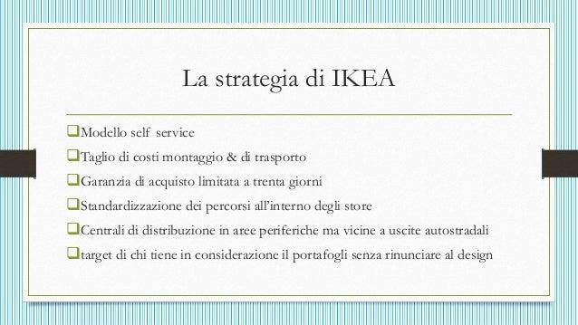 Ikea's strategy Slide 2