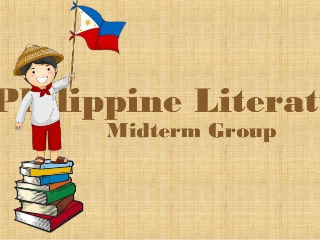 Philippine LiteratuMidterm Group