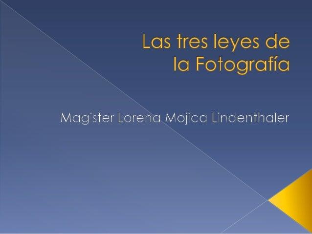 consiste en dividir la imagen en tres tercios imaginarios horizontales y verticales. Los cuatro puntos de intersección de ...