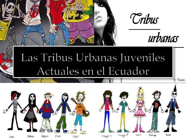 Las tribus urbanas juveniles actuales en el ecuador - Dibujos juveniles ...