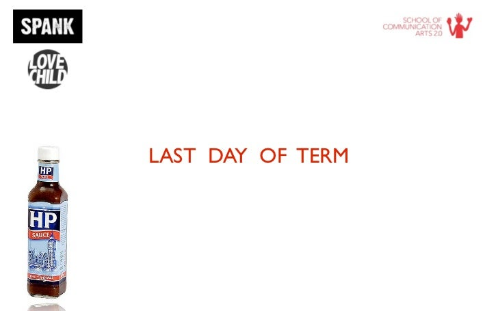 LAST DAY OF TERM