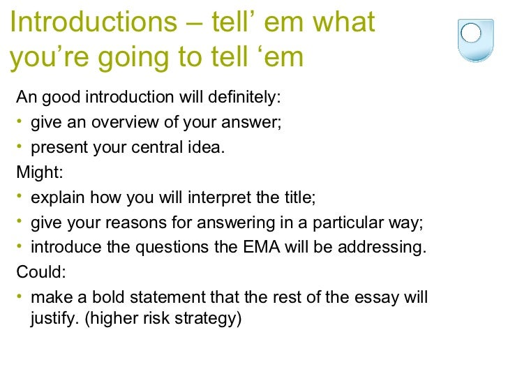 aa100 ema Ou tutors are busy people and they are following a marking scheme mostly they are looking to find out how well you've passed the tutor marked assignment ( tma) or end of module assignment (ema) so you need to make it as easy as possible for them to give you the best mark possible for the work.