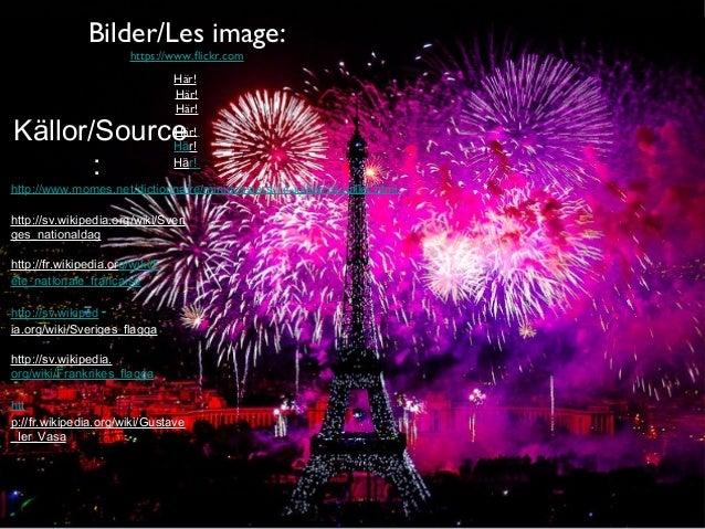 La Suede La France Ppt