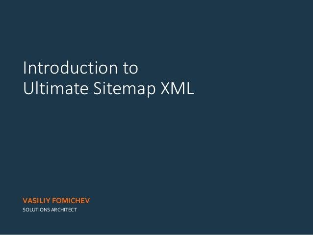 lasug online 2 ultimate sitemap module