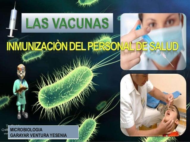 MICROBIOLOGIA GARAYAR VENTURA YESENIA