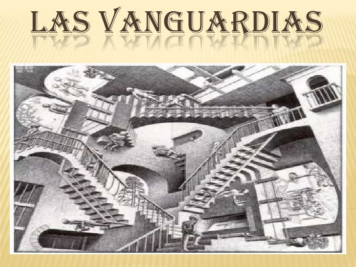 Las vanguardias<br />