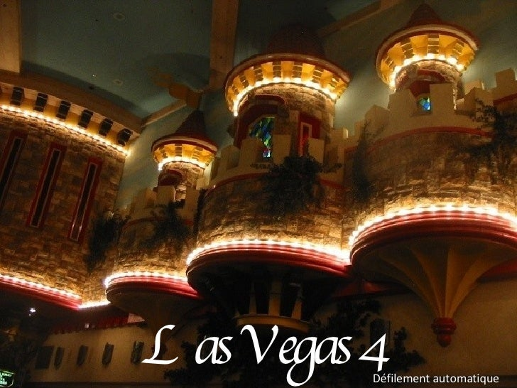 Las Vegas 4 Défilement automatique