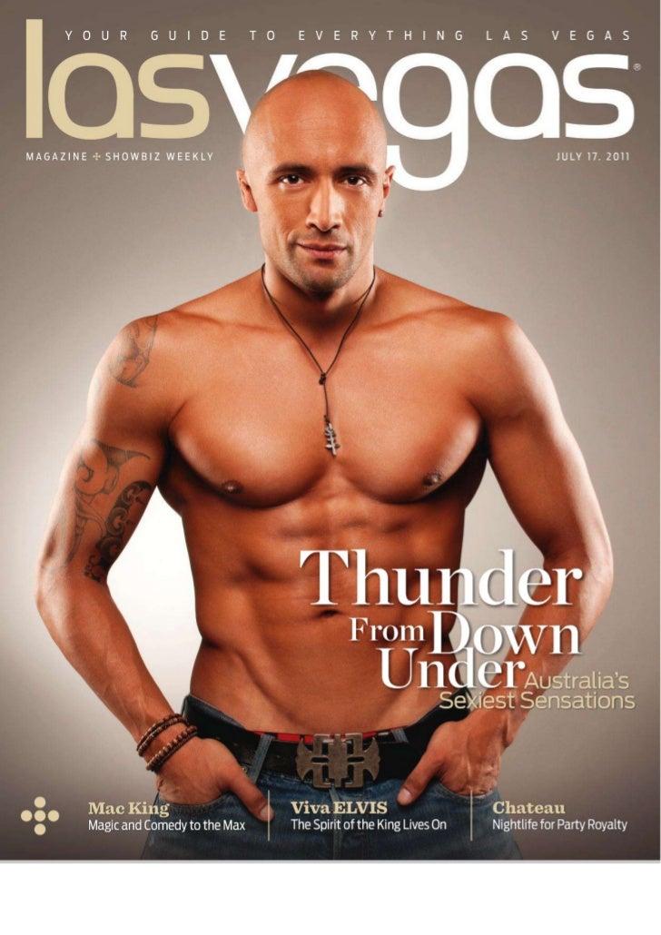 Las vegas magazine 2011 07 17
