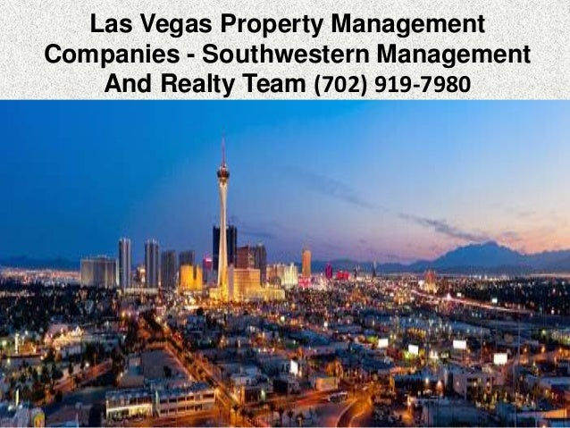Affordable Property Management Las Vegas