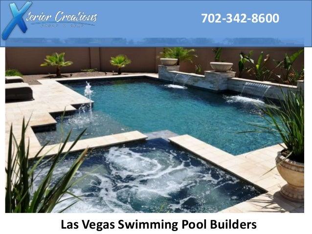 Las Vegas Swimming Pool Builders