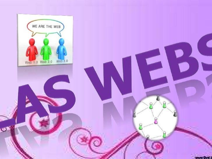 LAS Webs<br />