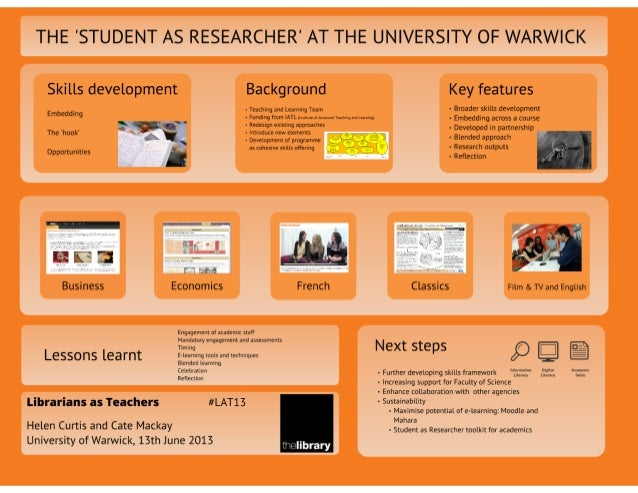 Librarians as Teachers — Engaging Learners in the Digital Age Wolfson Research Exchange,  University of Warwick Thursday 1...