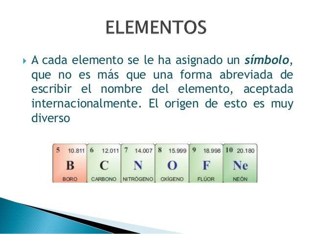 La tabla periodica parte iii 10 ne 2018 numero atmico smbolo masa atmica urtaz Images