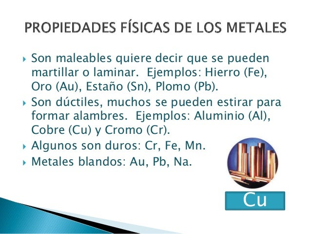 son semiconductores de electricidad 38 - Tabla Periodica Metales Ductiles
