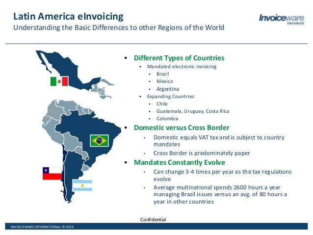 Webinar Shared Services Latin America Best Practices For Electroni - Mexico e invoicing cfdi mandates