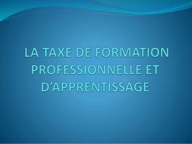 SOMMAIRE Chapitre I: Encadrement juridique de la formation professionnelle et de l'apprentissage 1. Le droit du salarié à ...