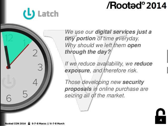 We use our digital services just a tiny portion of time everyday. Why should we left them open through the day? If we redu...