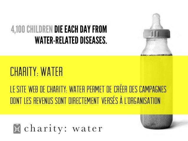 Charity: Water Rachel Beckwith a créé une campagne pour son 9ème anniversaire qui rapportera $1.2 millions offerts par +32...