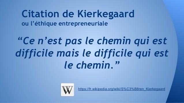 Citaten Kierkegaard : La technologie comme moteur du changement