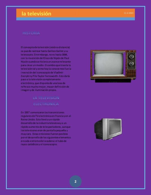 television Slide 2