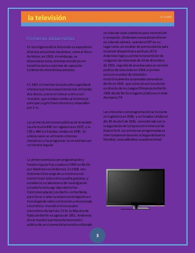 television Slide 3