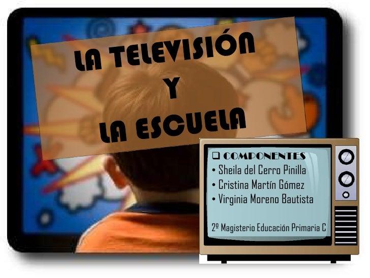  COMPONENTES• Sheila del Cerro Pinilla• Cristina Martín Gómez• Virginia Moreno Bautista2º Magisterio Educación Primaria C