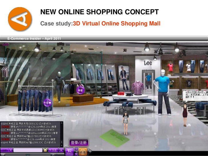 Launches China S First 3d Virtual Online