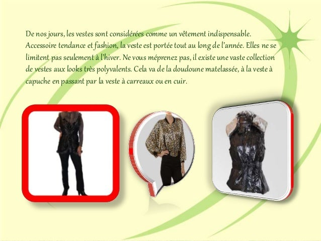 La tendance est à la veste à capuche pour femmes Slide 2