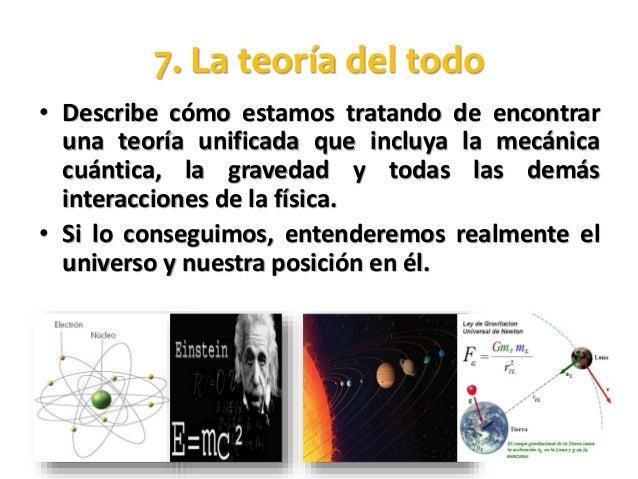 La teoría del todo (Stephen Hawking)