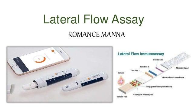 Lateral Flow Assay ROMANCE MANNA