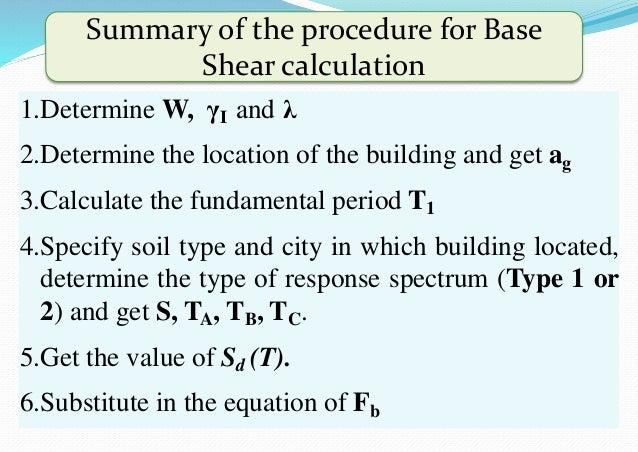 Lec04 Earthquake Force Using Response Specturum Method 2