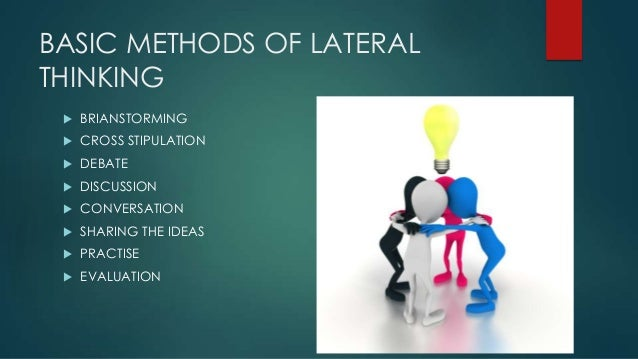 Lateral Thinking Book By Edward De Bono Pdf