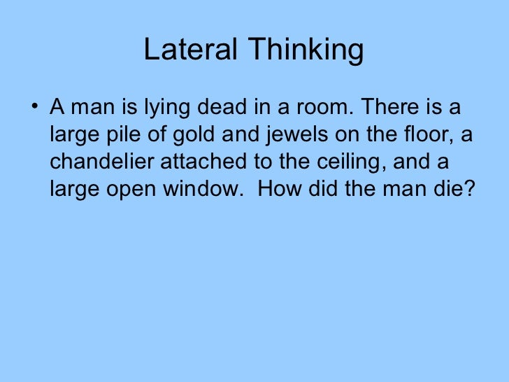 logical critical thinking